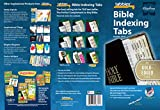 Tabbies Gold-Edged Bible Indexing Tabs, Old & New