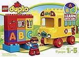 LEGO DUPLO My First Bus (School Bus) Building Set (10603)