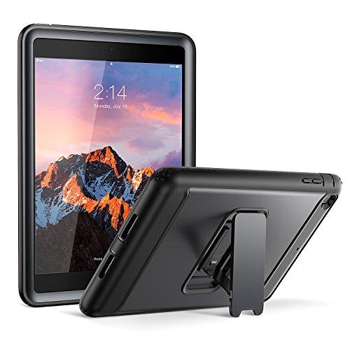 iPad-Mini-Case-YOUMAKER-Heavy-Duty-Apple-iPad-Mini-Full-body-Rugged-Protective-Case-with-Kickstand-and-Built-in-Screen-Protector-for-Apple-iPad-Mini-3-2014-and-iPad-Mini-2-2013-BlackBlack