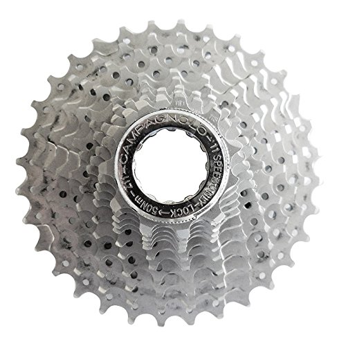 Campagnolo Potenza 12-27 Teeth 11 Speed Bike Cassette, Silver by Campagnolo (Image #1)