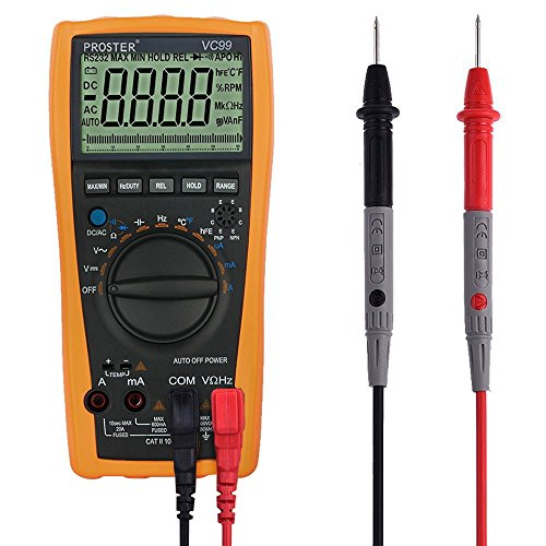 Proster Auto-Ranging Digital Multimeter  - Digital Electric Meter Shopping Results
