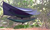 Hammock Bliss Stay Dry Jumbo Rain Fly is your super sized portable multifunctional waterproof hammock shelter optimized for use with any camping hammock. Be completely confident that you will stay high and dry - the Stay Dry Jumbo Rain Fly is simply ...