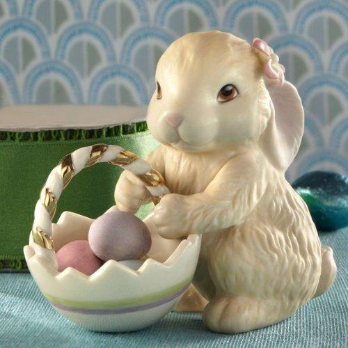 Lenox Bunny's Basket of Eggs