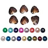 2017 Fashion 7-8mm Oysters with Large