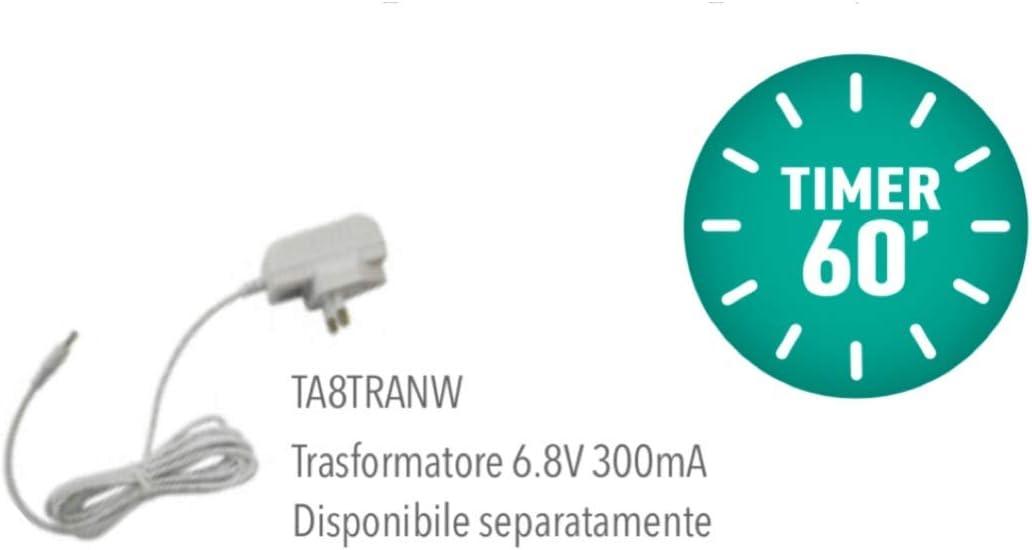 Azzuro Nuvola Teeny /& Tiny TA8CLTMB Luce Notturna Camera Neonati e Bambini in Silicone Morbido a LED Accensione Contatto Touch 200 g