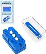 Diamerd Multiple Pill Cutter Crusher Splitter for Small or Large Big
