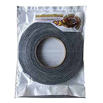 LavaLock High-Temp Vision Grill Replacement Gasket 1 x 1/4 Extra Thick Correct Size: Garden & Outdoor