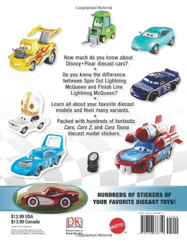 Ultimate Sticker Collection: Disney Pixar Cars (Ultimate Sticker Collections) by DK Publishing Dorling Kindersley (Image #3)