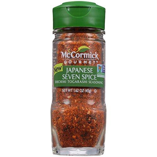 McCormick Gourmet Japanese 7 Spice Seasoning, 1.62 -
