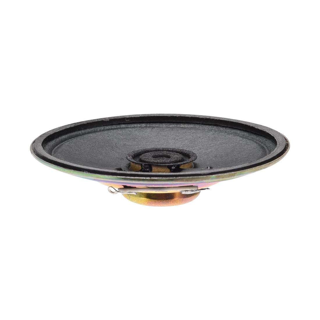 uxcell 0.5W 8 Ohm DIY Magnetic Speaker 57mm Round Shape Replacement Loudspeaker for