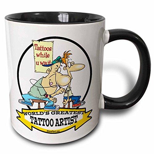 Artist 11 Oz White Mug - 5
