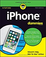 iPhone For Dummies, 10th Edition Front Cover
