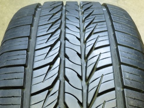 General AltiMAX RT43 Radial Tire - 225/65R17 102H