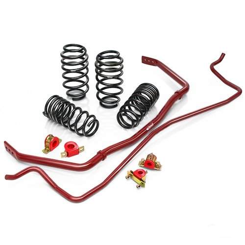 Eibach 28111.880 Suspension Pro-Plus Kit for Dodge Challenger 5.7L HEMI V8 by Eibach (Image #1)'