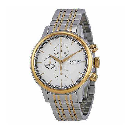 tissot-carson-white-dial-two-tone-automatic-mens-watch-t0854272201100