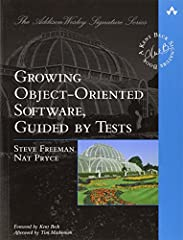 "Foreword by Kent Beck      ""The authors of this book have led a revolution in the craft of programming by controlling the environment in which software grows."" --Ward Cunningham      ""At last, a book suffused with code that exposes the deep s..."