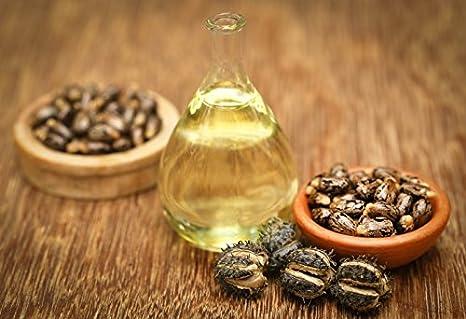 Rímel de aceite de ricino para el crecimiento de pestañas: Amazon.es: Belleza