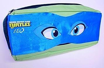 Teenage Mutant Ninja Turtles TMNT Estuche para Lápices de ...