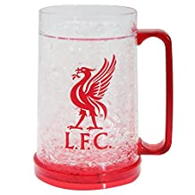 Liverpool FC Official Football Club Crest Freezer Mug (One Size) (Red)