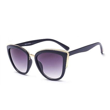 d7340dc705 QDE Gafas de sol Gafas De Sol para Mujer Gafas Graduadas Vintage Retro Gafas  De Sol