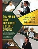 Companion Guide for Speech & Debate Coaches