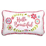 Mila Lumbar Pillow by The Peanut Shell