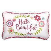 Mila Lumbar Pillow by The Peanut Shell