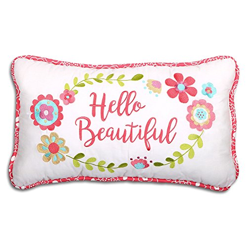 Price comparison product image Mila Lumbar Pillow by The Peanut Shell