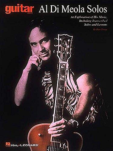 Al Di Meola Guitar (DI MEOLA  AL SOLOS (Guitar School))