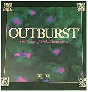Outburst the Game of Verbal Explosions (1988 Edition)
