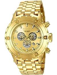 Men's 14506 Subaqua Reserve Analog Japan Quartz Chronograph Gold Watch