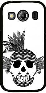 Funda para Samsung Galaxy Ace 4 (SM-G357) - Cráneo by Dedoma