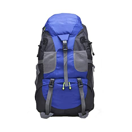 3cfdf0dd27c5 Image Unavailable. Image not available for. Color  JUNMYEON 50L Outdoor  Backpack Camping Bag Waterproof Mountaineering ...