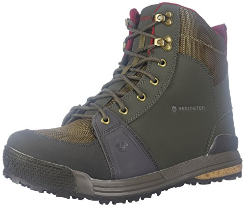 Redington Prowler Sticky Rubber Boot - 9, Bark