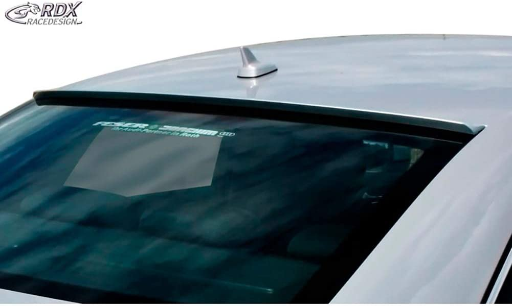 RDX Racedesign RDHL475 Roof Spoiler Lip IS Black XE2 Abs 2005-2013