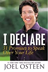I Declare: 31 Promises to Speak Over Your Life Paperback