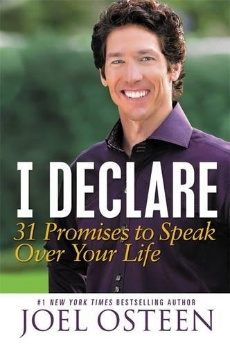 I Declare: 31 Promises to Speak Over Your Life (I Am Joel Osteen)