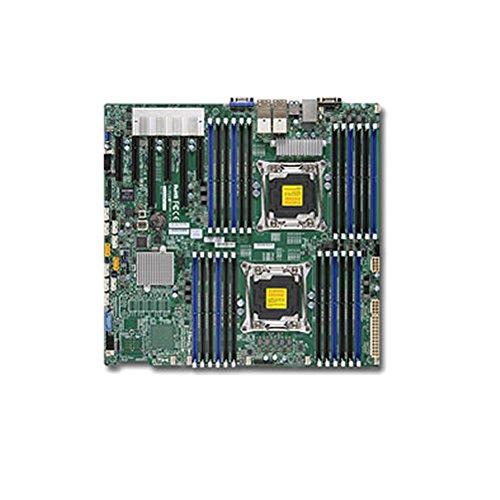 Supermicro EATX DDR4 LGA 2011 Motherboards X10DRI-T4+-O