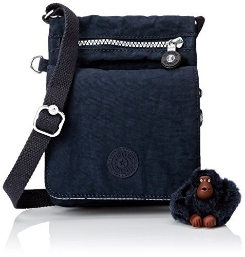 Kipling Eldorado Small Shoulder Bag, True Blue, One Size