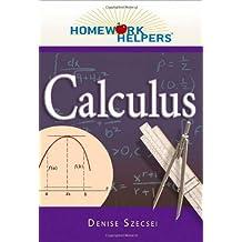 Homework Helpers: Calculus