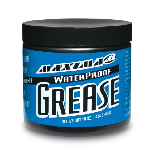 Maxima Brake - Maxima 80916 Waterproof Grease - 16 oz. Bottle