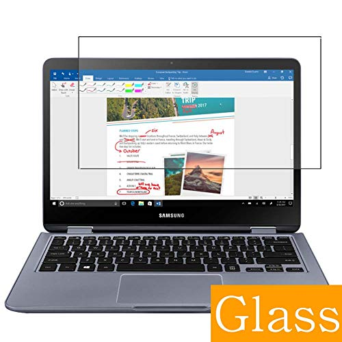 Synvy Tempered Glass Screen Protector for Samsung Notebook 7 Spin 13 (NP730QAA...