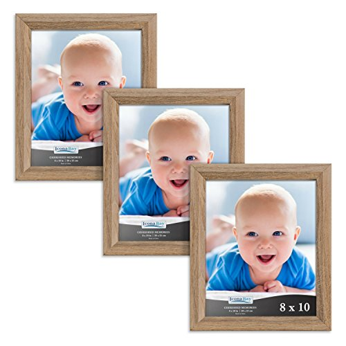8 x 10 picture frame set - 3