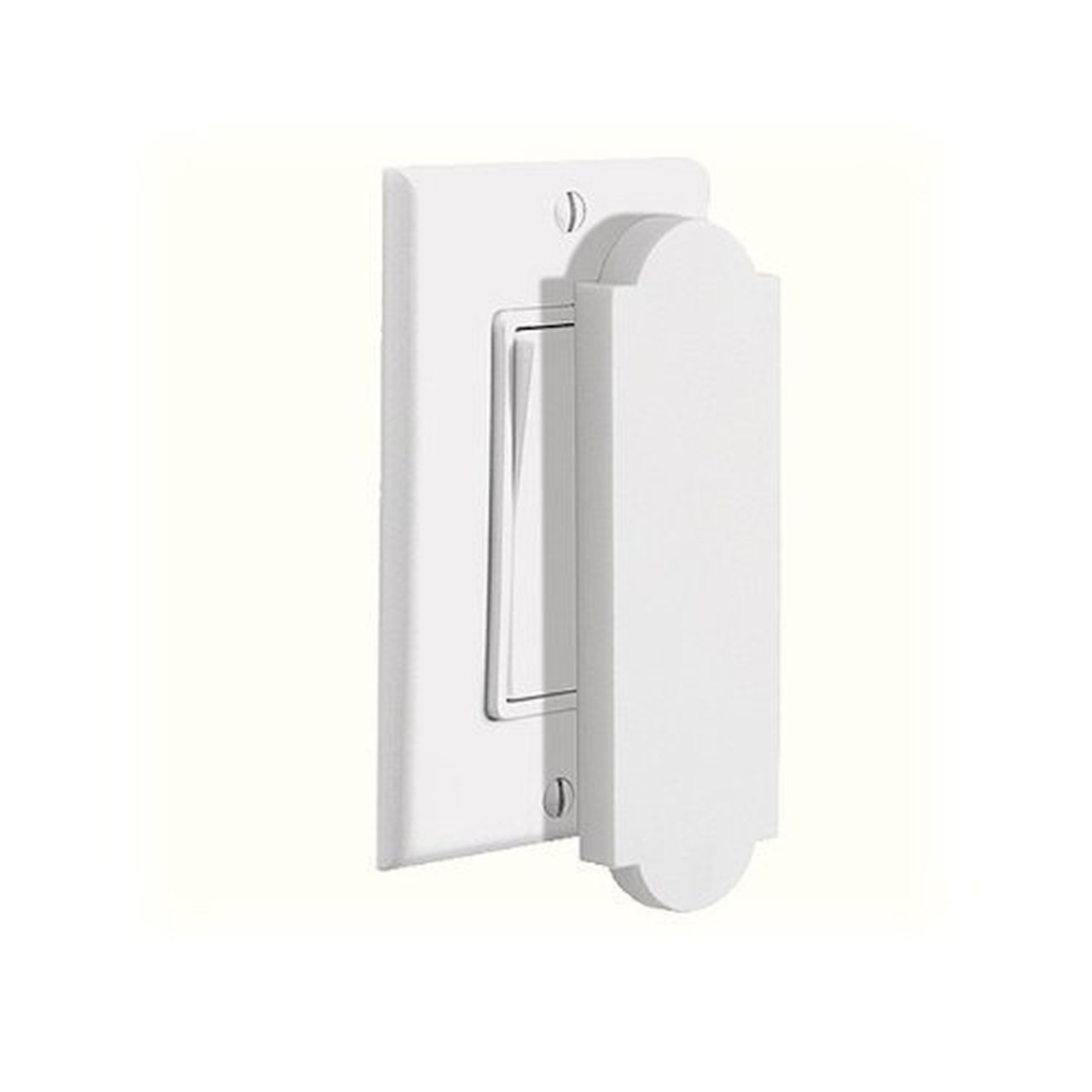 Mitzvah Family Magnetic Switch & Outlet Cover for Flat Modern Switches Judaica Mega Mall 2201