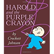 Harold and the Purple Crayon Board Book by Crockett Johnson (2015-09-29)