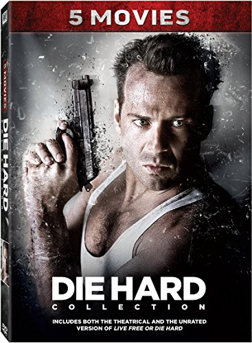 Die Hard 5-Movie Collection from 20th Century Fox