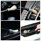 Ultra Soft Car Detailing Brush Set,Auto Cleaning