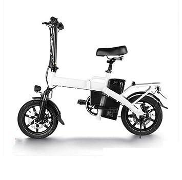 GHGJU Bicicleta eléctrica Bicicleta Bicicleta batería Auto ...