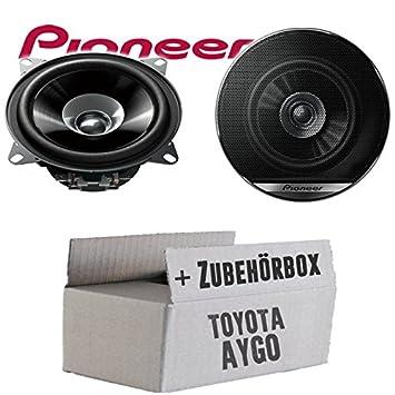 Pioneer auto dualcone boxeo ts-g1010f 100mm//10cm ts-g1010f