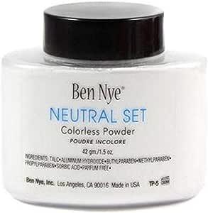 Ben Nye Neutral Set Colorless Powder 1.5oz